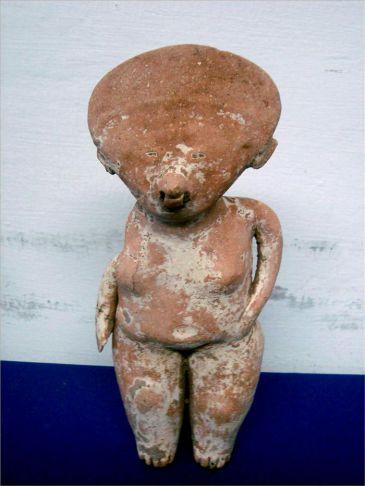 Recuperan piezas arqueológicas de más de 2.000 años robadas en México