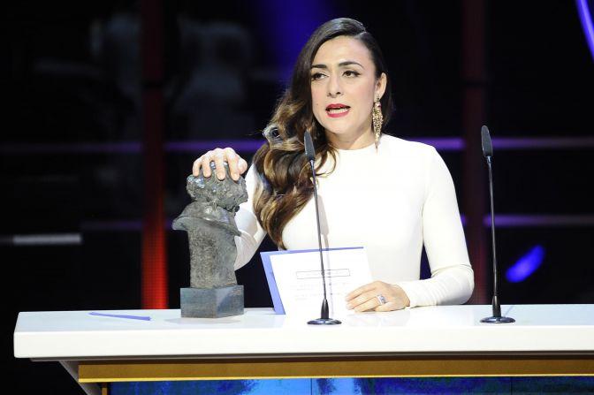 Premios Goya 2013: Candela Peña y Maribel Verdú, los discursos más reivindicativos y duros
