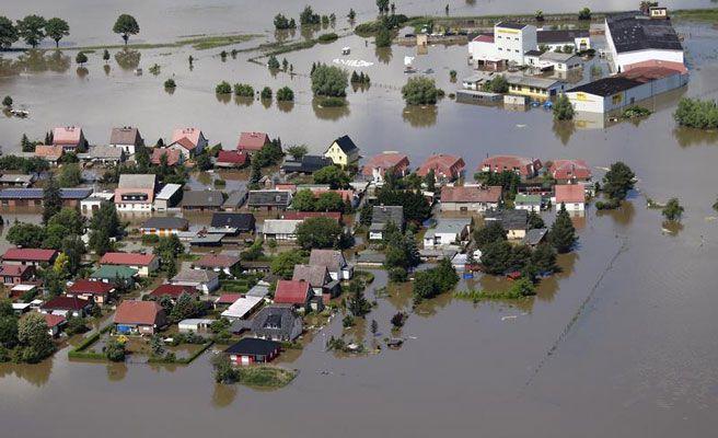 Resultado de imagen de inundacion por presa