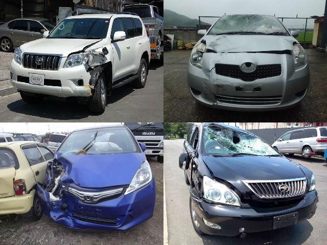 ADESA: Encan pour véhicules V.G.A, Salvage, accidentés, volés/retrouvés