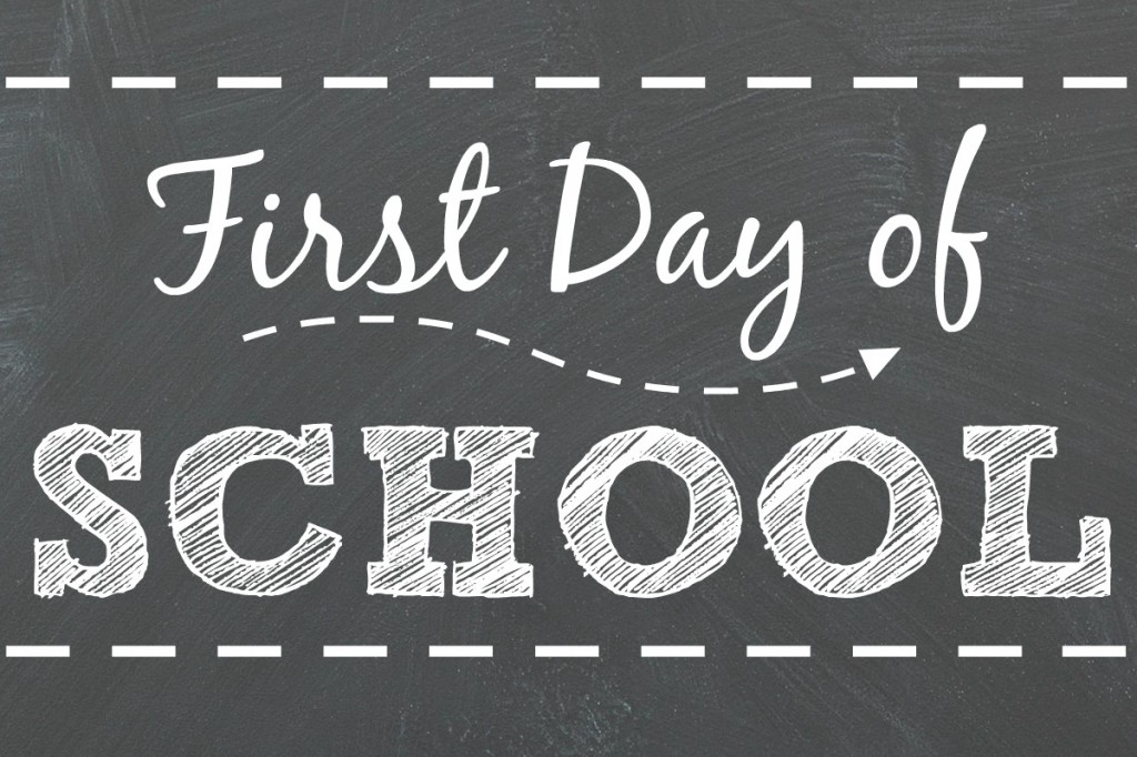 Image result for first day of school
