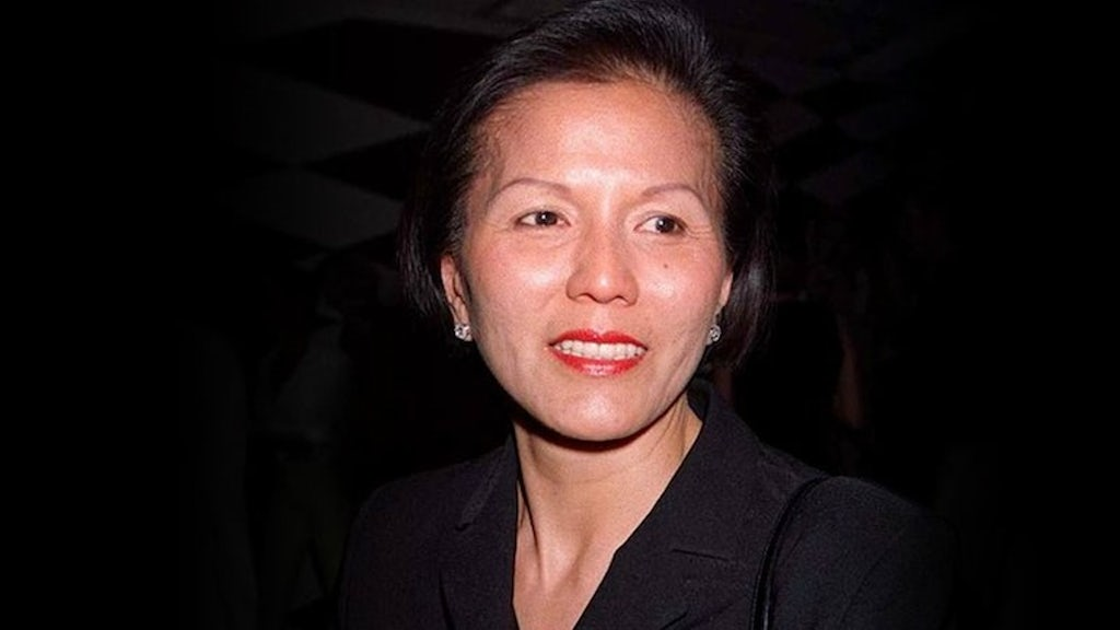 Richest women in Singapore
