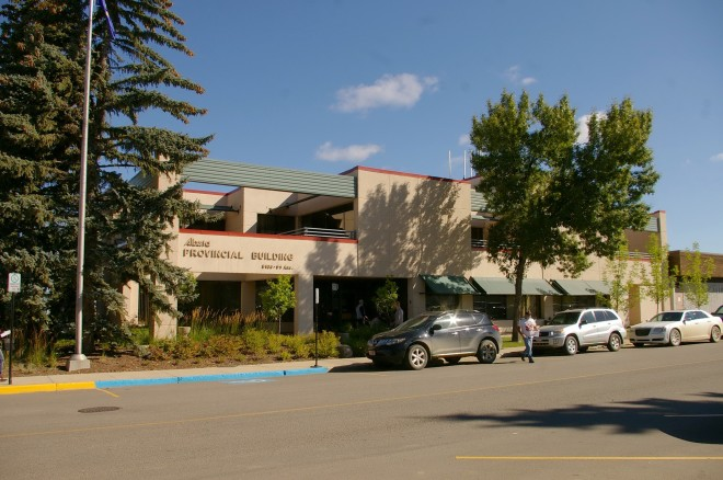 Drayton Valley Court for Alberta lawyers