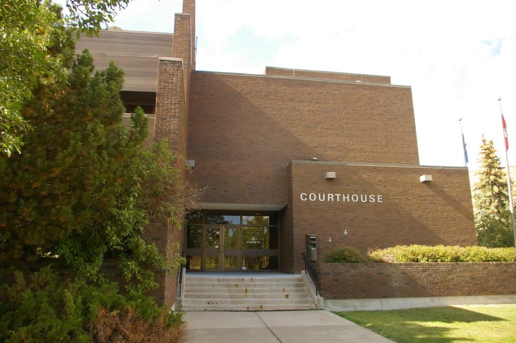 St Albert Court for Alberta lawyers