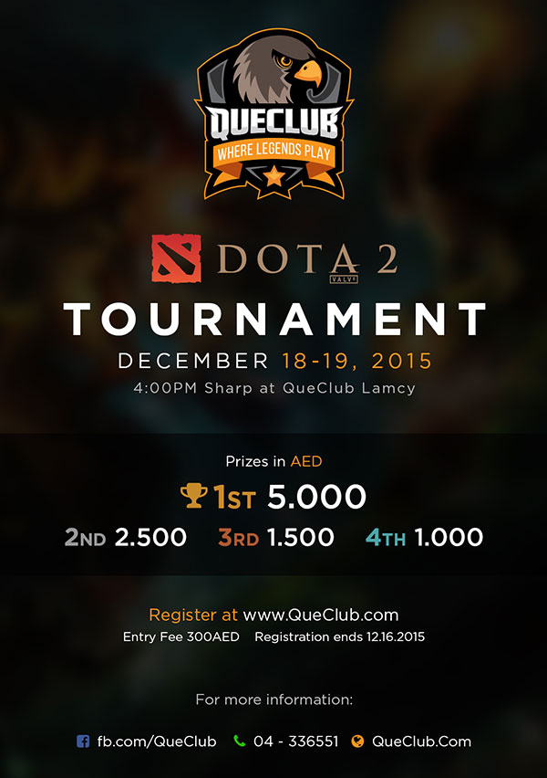 Gaming Tournaments Que Club Page 2