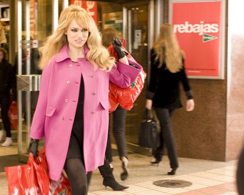 compras con Patricia Conde