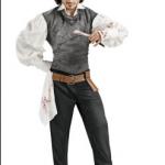 Disfraz de Sweeney Tood, el barbero asesino
