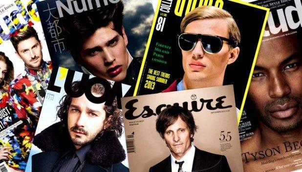 Revistas hombre septiembre 2012