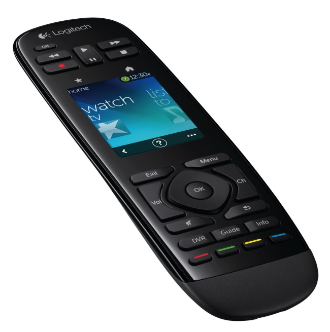 Logitech Harmory Touch