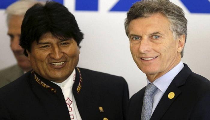 Morales dijo que Bolivia atenderá a los argentinos — Reciprocidad
