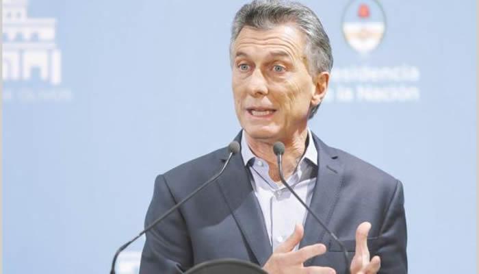 Macri madrugó para inaugurar nueva cabecera de la línea H del Subte