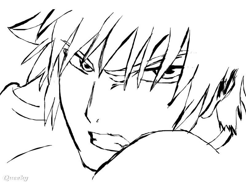 Ichigo Kurosaki Drawings