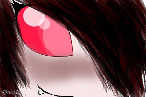 Eye Drawing Creepy Cool