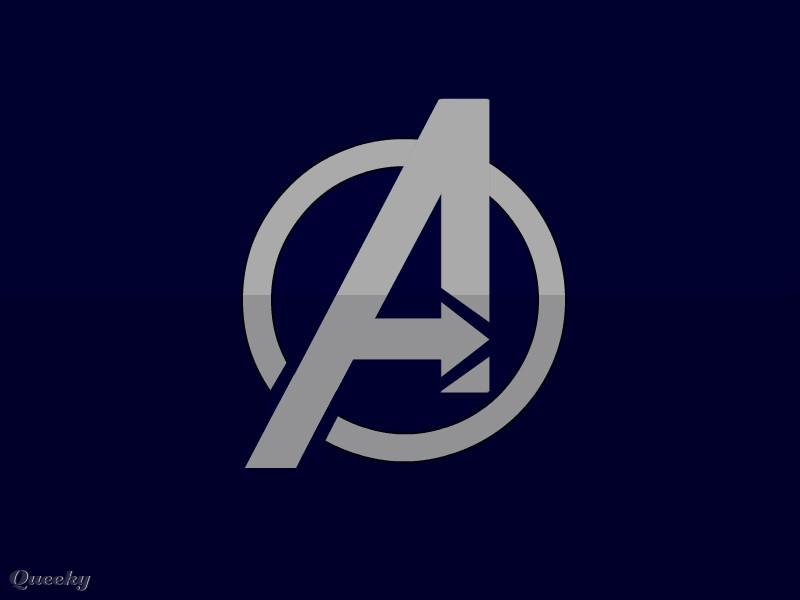 Marvel Shield Logo Wallpaper Large