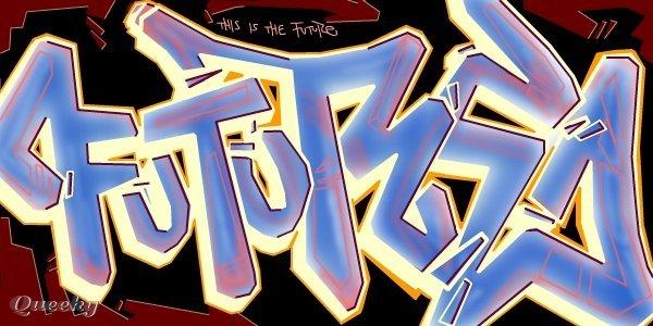 drawings of graffiti
