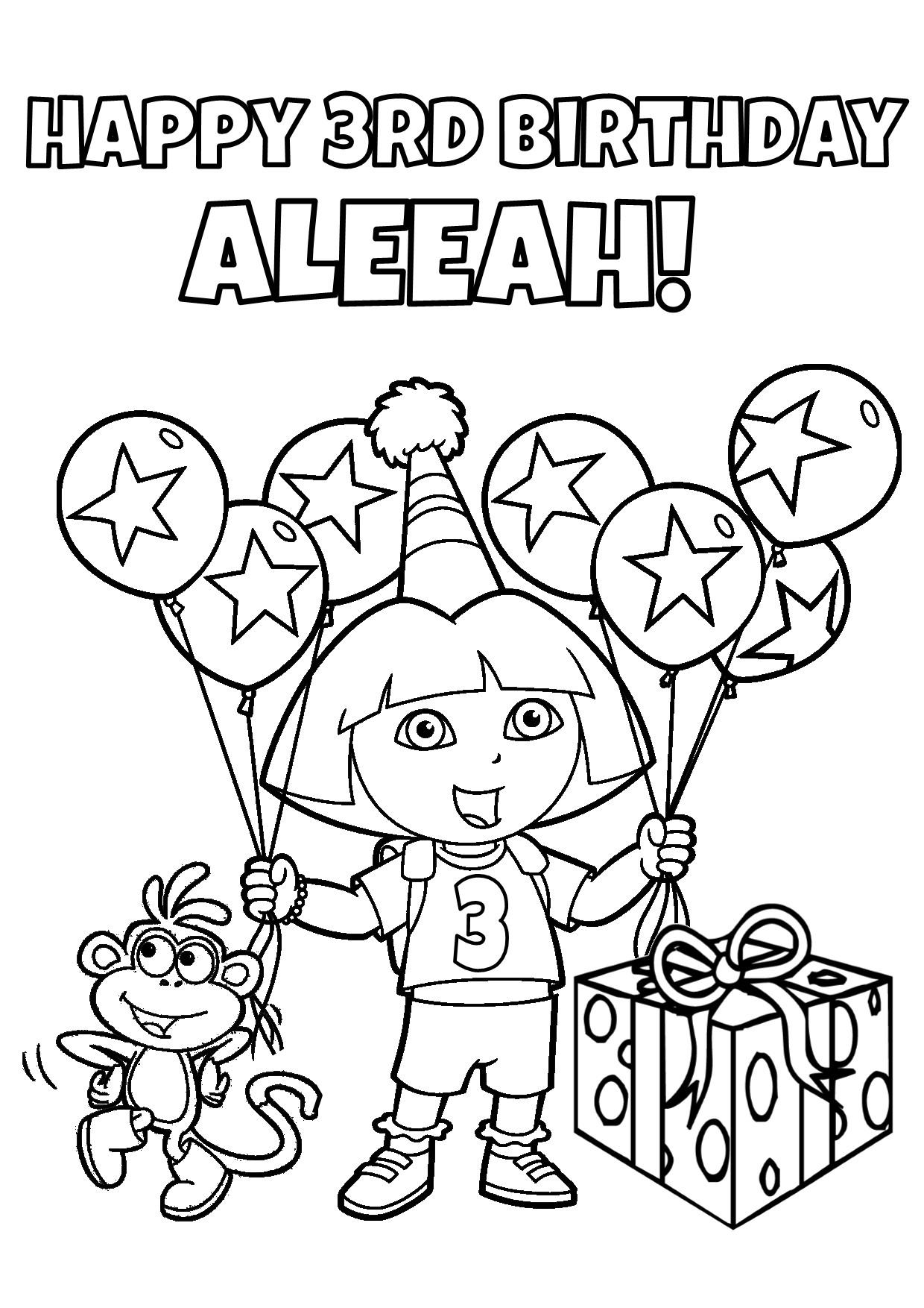 DIY Dora Birthday Party Games ! Unique, original ,and FUN!
