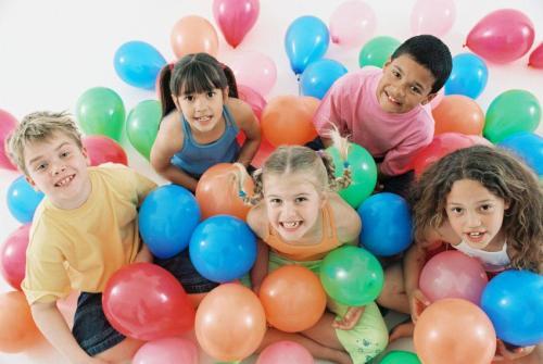 fun kids indoor party