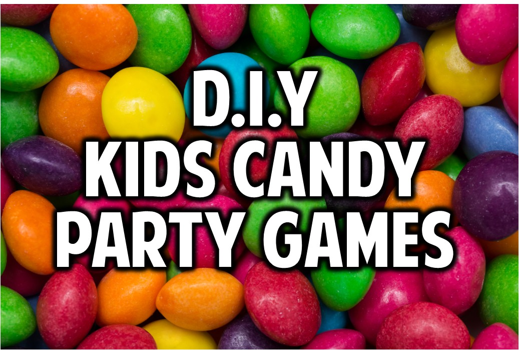 candy party games for