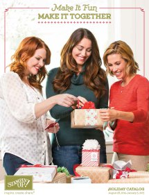 2014 Stampin' Up! Holiday Catalog