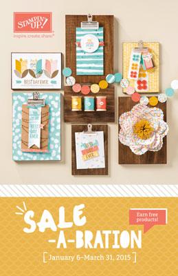 2015 Sale a bration brochure