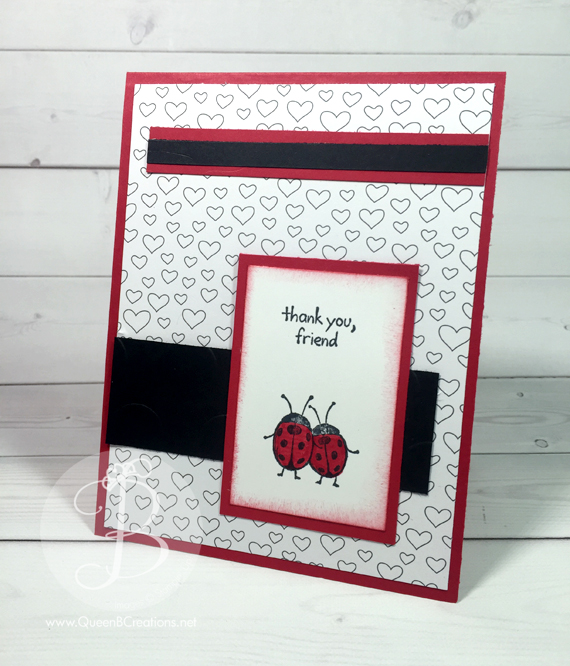 ppa302 - using the Love You Lots hostess stamp set from the Stampin' Up! 2016-2017 catalog that goes live June 1, 2016
