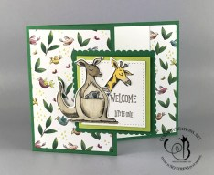 Animal Outing Gift Card Holder