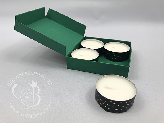 Tealight Box Queen B Creations