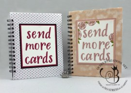 Stampin' Up! Card Organizer / Storage Book