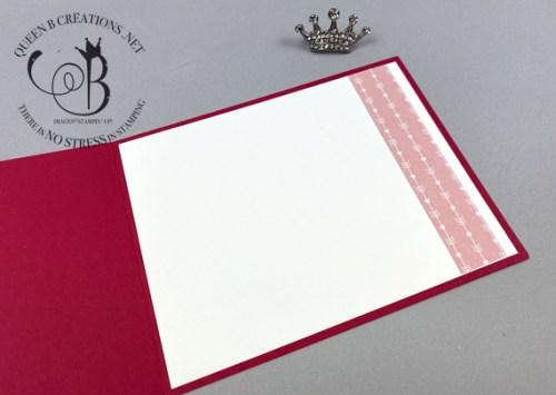 Stampin' Up! Heartfelt Be Mine Grade School Valentines made by Lisa Ann Bernard of Queen B Creations