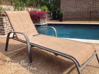 How to Repair Sling Chairs & Chaises  Queen Bee of Honey Dos