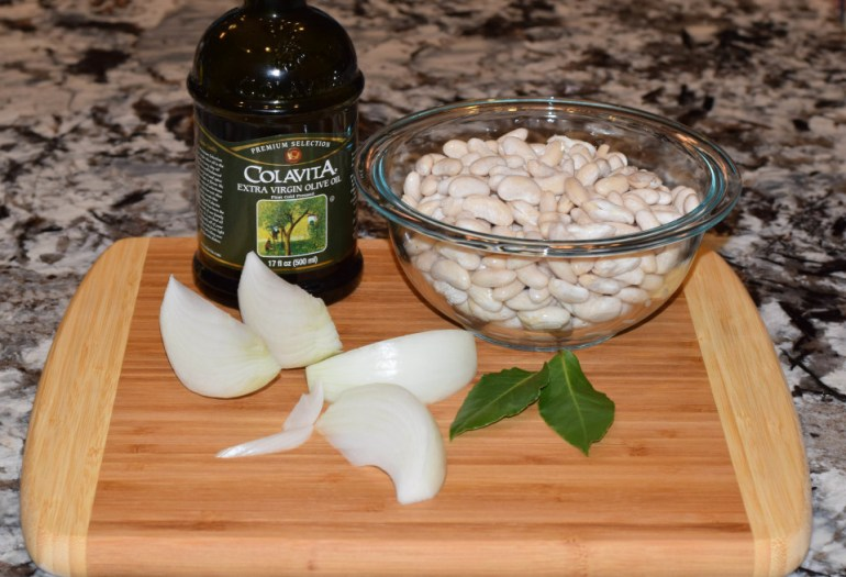 cannellini beans ingredients
