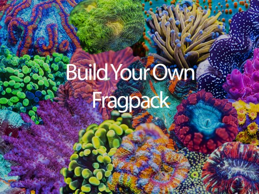 Build Your Own Frag Pack