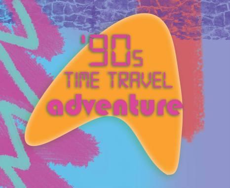 90s Time Travel Adventure