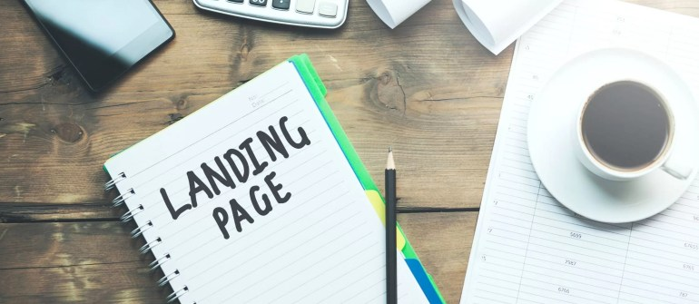Landing page: tips and tricks per costruirne una efficace