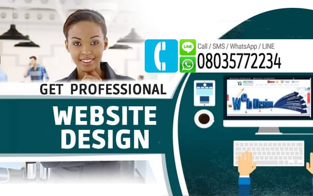 get professional website 2