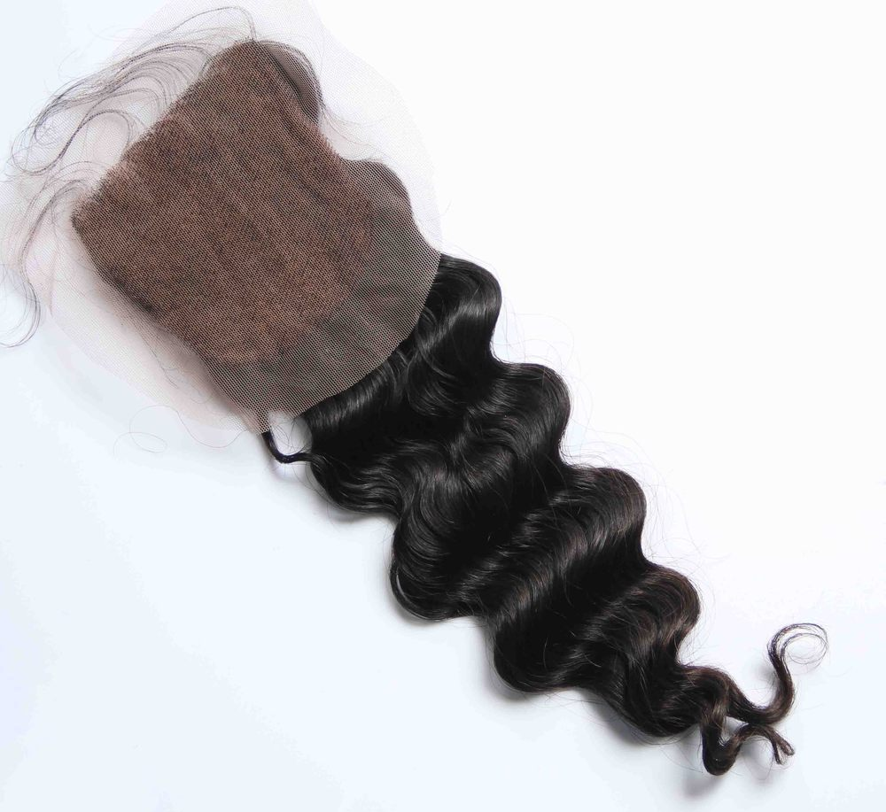 Brazilian Hair Closures Queen Hair Bundles