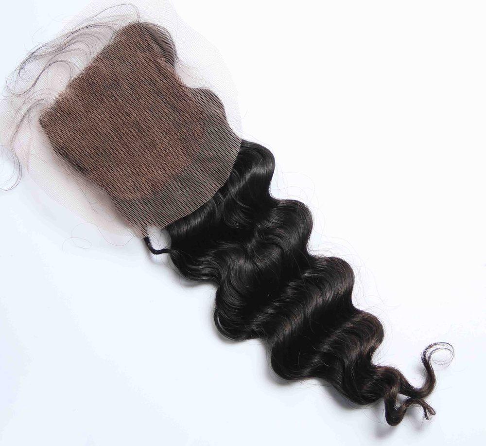 Brazilian Hair Closures Queen Hair Bundles
