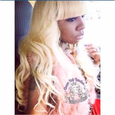 platinum blonde brazilian hair