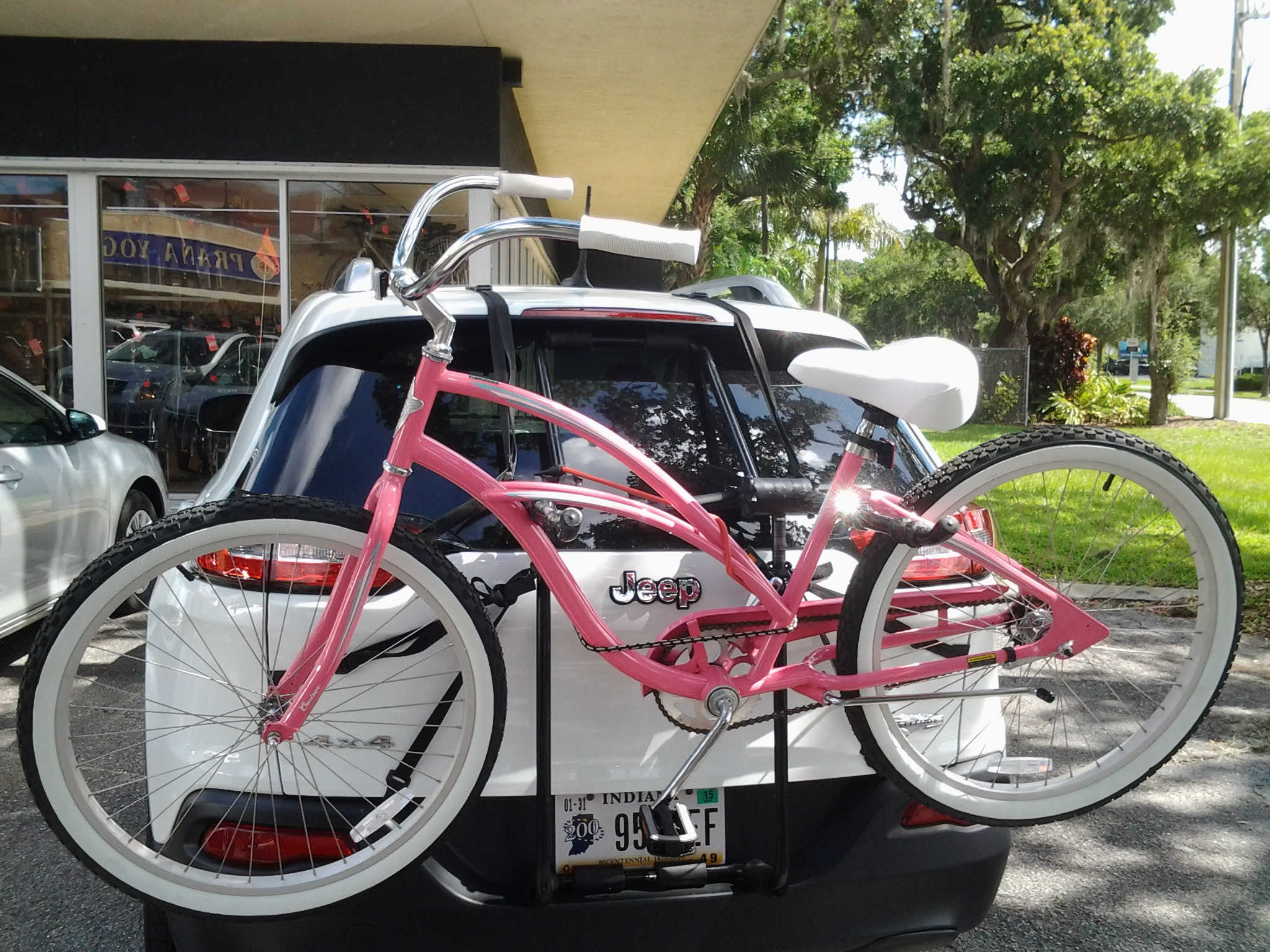 beach cruiser bike rack for car off 75 www daralnahda com