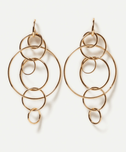 Earrings by Zara
