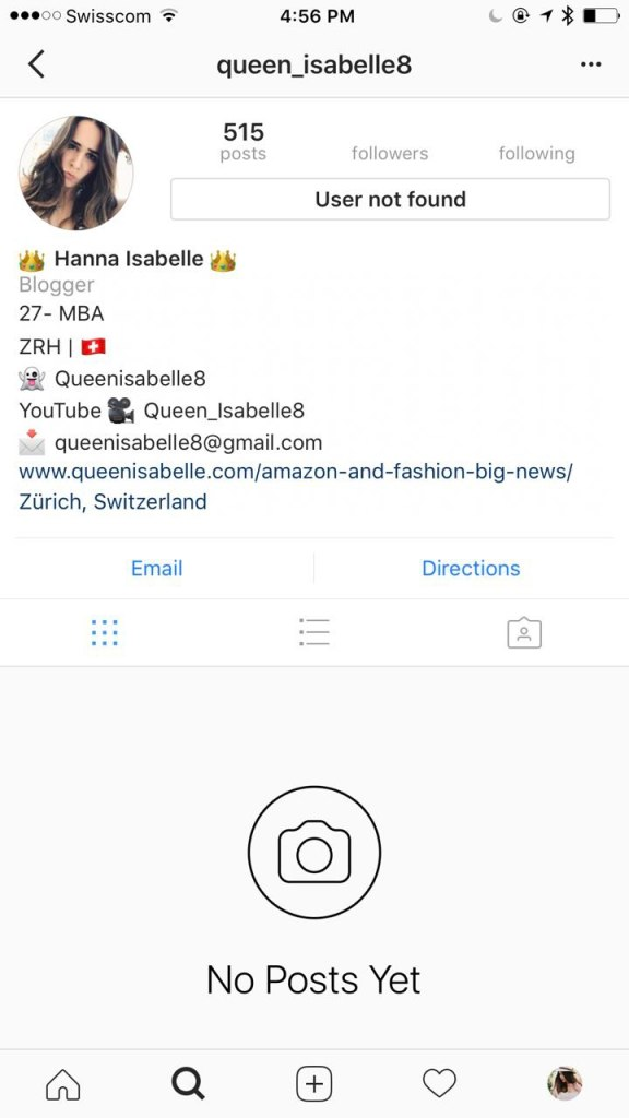 Queen_Isabelle8 Profile Disabled