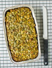 Pepita Quinoa Chia Bread