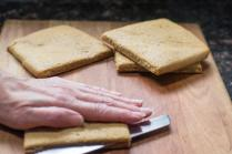 Almond Flour Flatbread Sandwiches
