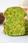 3 Ingredient Broccoli Bread