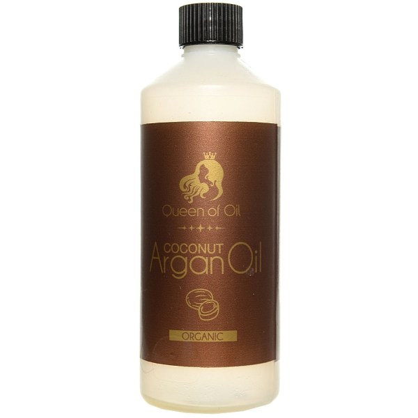 argan oil with essence of coconut