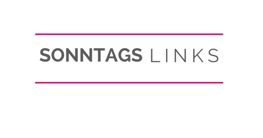 Sontaglinks im Oktober: Stricken mit Kaufhof, YarnCamp und Mützen