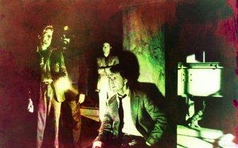 The greatest trio of psychopaths in film history menace Roy Scheider in Frankenheimer's 52 Pickup