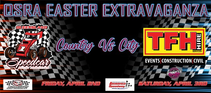 ITS COUNTRY VS CITY THIS EASTER WEEKEND