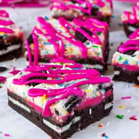 Birthday Cake Oreos Archives Queenslee Appetit