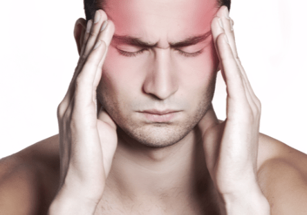 Do you suffer from headaches…?